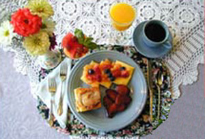 Enjoy a Delicious Breakfast Each Morning