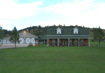 High Prairie Lodge - Whitewood, South Dakota