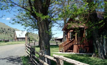 Wilson Ranches Retreat Bed & Breakfast front
