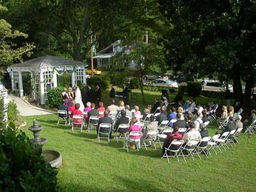 Fuquay Mineral Spring Inn & Garden Weddings