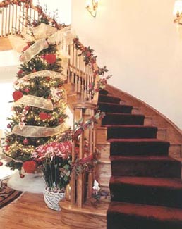 Canterbury Chateau Bed & Breakfast-Staircase