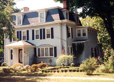 The Lily Pad Bed & Breakfast, exterior