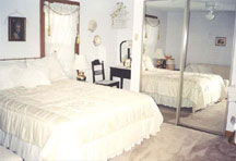 The Lily Pad Bed & Breakfast, The White Room