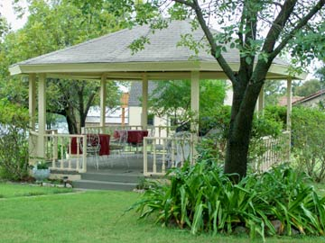 Enchanting Nostalgic Gazebo