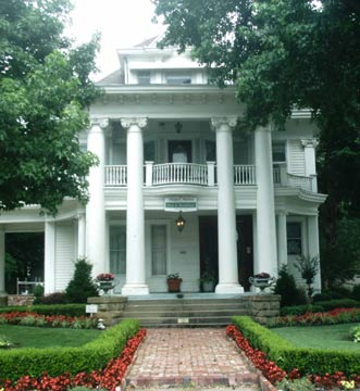 Hayes House Bed & Breakfast - Muskogee, Oklahoma