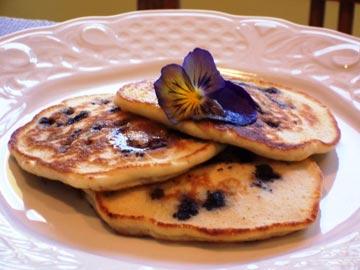 Main Street B & B, Pancakes