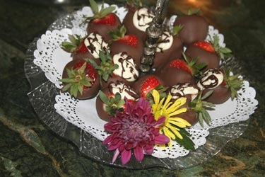 Celebrate Your Love With Chocolate Covered Strawberries