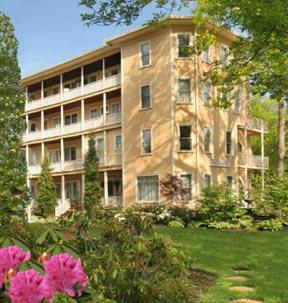 The Spencer Hotel - Chautauqua, New York