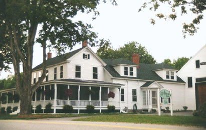 The Afton Inn Bed &amp; Breakfast - Wolfeboro, New Hampshire