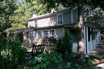 Jacob Swartz House Bed &amp; Breakfast - New Market, Virginia