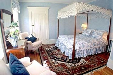 The Barclay bedroom