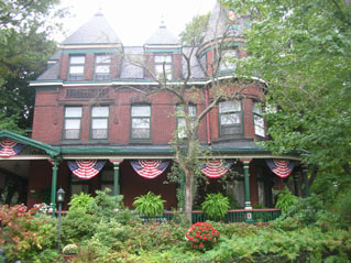 Exterior of B&amp;B