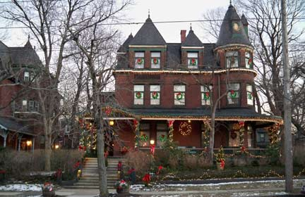 The Gables A Victorian Bed & Breakfast-Exterior of B&B
