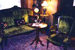 Gables Bed and Breakfast Sitting Area