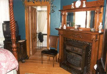The Magic Door Bed and Breakfast Autumnwood Bedroom