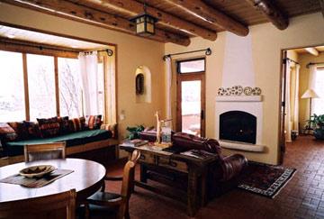 The Cedar Casita casa del sombra