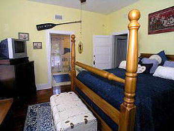 Captain's Quarters Suite