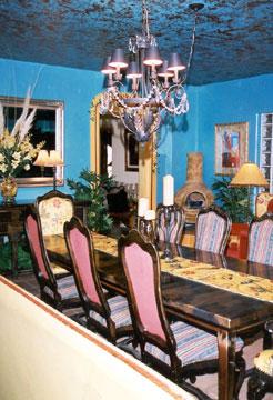Heward House at Holbrook Bed & Breakfast, dining room