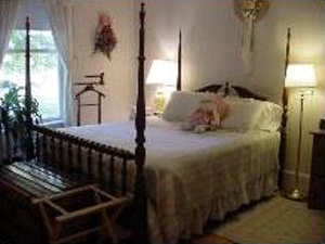 The Peach Blossom Room