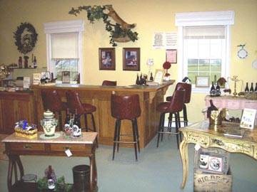 Springhill Winery and Plantation B&B Gift Shop
