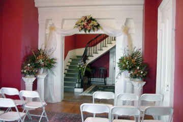 Springhill Winery and Plantation B&B Weddings