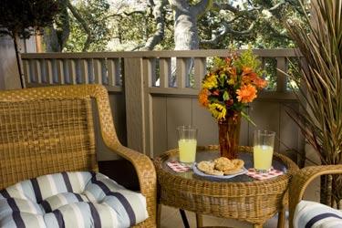Carmel Country Inn, Gracious Hospitality