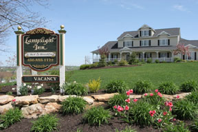 The Lamplight Inn - A Bed & Breakfast - Millersburg, Ohio
