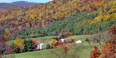 Mountain Valley Farm Bed & Breakfast - Stanardsville, Virginia