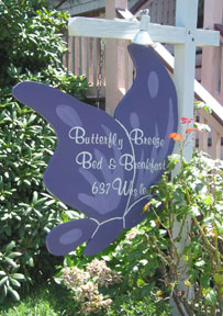 Butterfly Breeze Bed & Breakfast, Ocean City, New Jersey