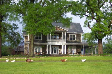 Inn at Celebrity Dairy - Siler City, North Carolina