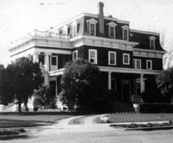 Churchill Manor Bed and Breakfast,Historic Photo of Inn