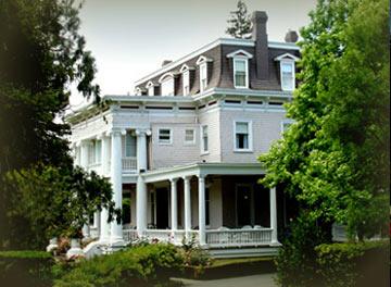 Churchhill Manor Bed and Breakfast- Napa, California