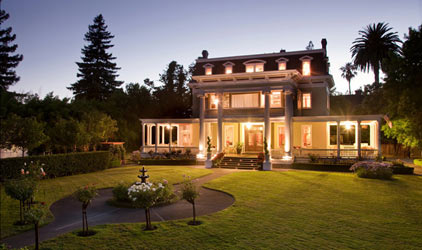 Churchill Manor Bed and Breakfast - Napa, California
