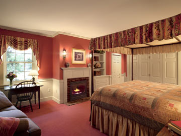 One of our Luxury Guest Rooms