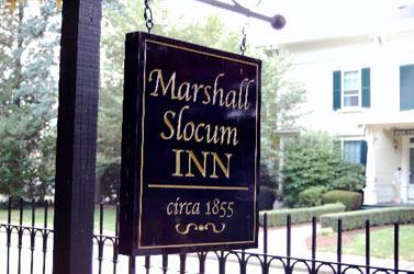 Marshall Slocum Inn - Newport, Rhode Island