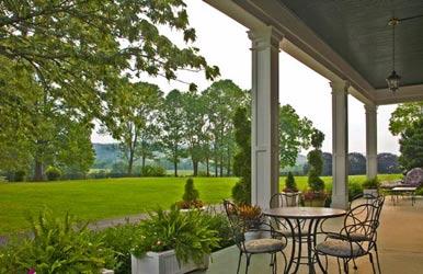 Marriott Ranch & Inn at Fairfield Farm - Hume, Virginia