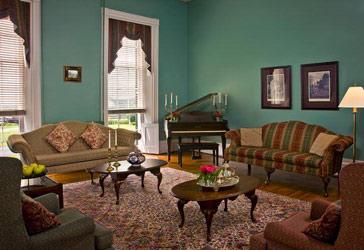 Marriott Ranch & Inn at Fairfield Farm, Cozy Common Room