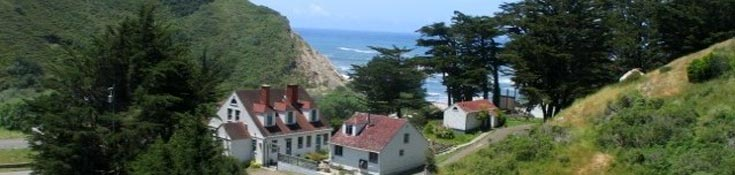 Coast Guard House Historic Inn - Point Arena, California
