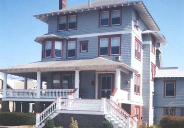 Brown's Nostalgia Bed &amp; Breakfast, Ocean City, New Jersey 