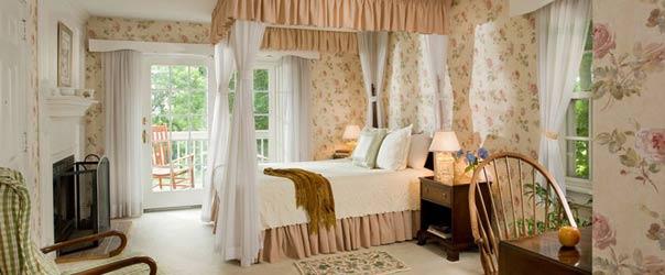 Fairville Inn Bed and Breakfast Springhouse Room 4