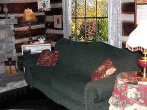 Uncle Pete's Cabin Couch
