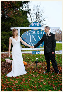 Federal House Inn, Weddings & Special Events