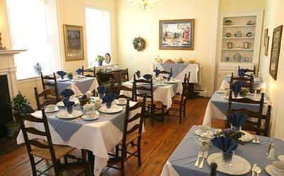 Federal House Inn, Breakfast Room