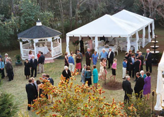 Guests at Reception