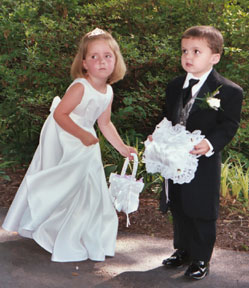 Ring Bearer &amp; Flower Girl