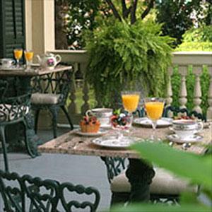 Noble Inns, Breakfast