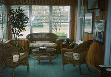 Screened Porch-Florida Room