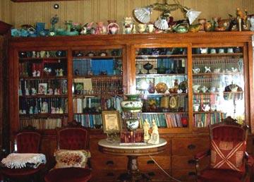 Oakenwald Terrace Library