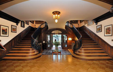 Elegant Entry Way