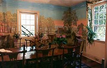Augustus T. Zevely Inn Bed & Breakfast-Formal Dining Room
